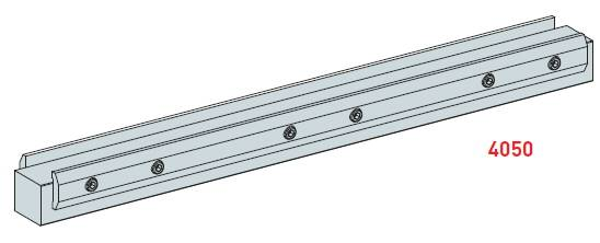 Držák vkládaných matric délka 835 mm Eurostamp