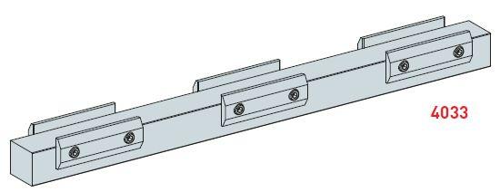 Držák vkládaných matric délka 415 mm Eurostamp