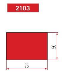 Polyuretan délka 415 mm Eurostamp